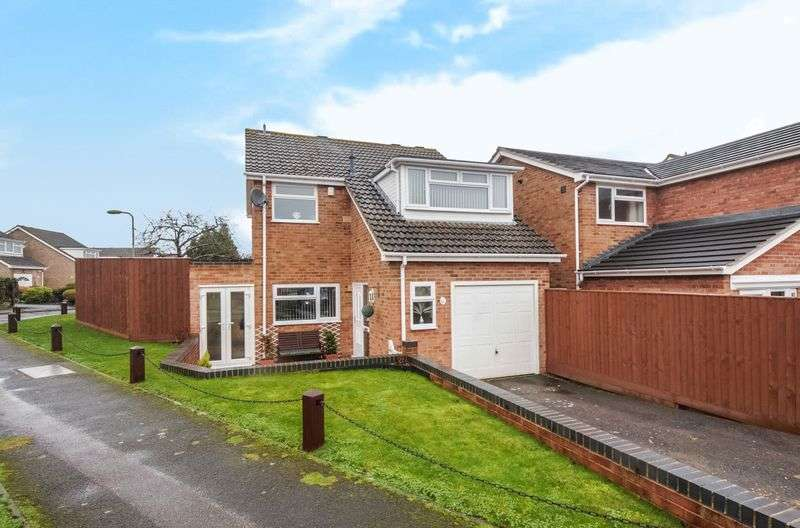 3 Bedrooms Detached House for sale in Virginia Way, Abingdon