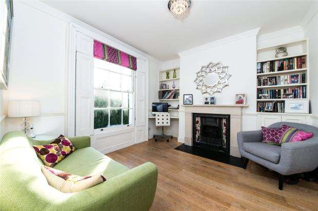 3 Bedrooms House for sale in Ufton Road, London, N1