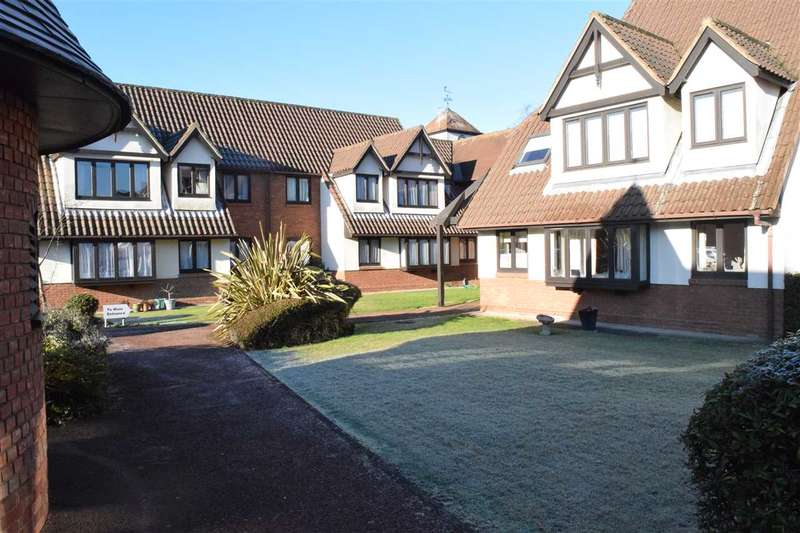 1 Bedroom Retirement Property for sale in Palmerston Lodge, High Street, Chelmsford