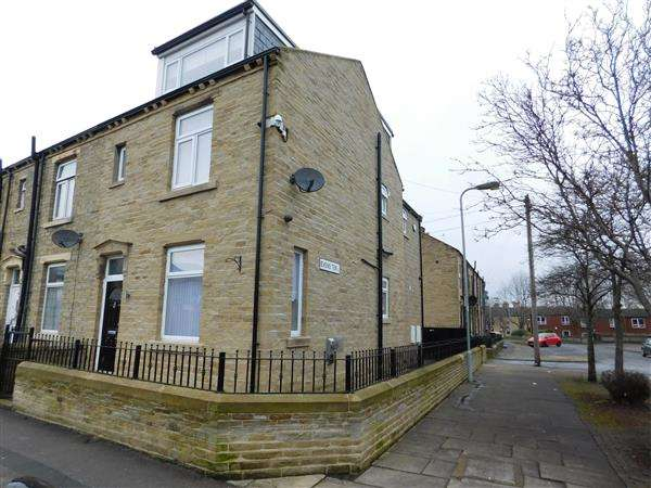 3 Bedrooms End Of Terrace House for sale in Parkside Road, Bradford