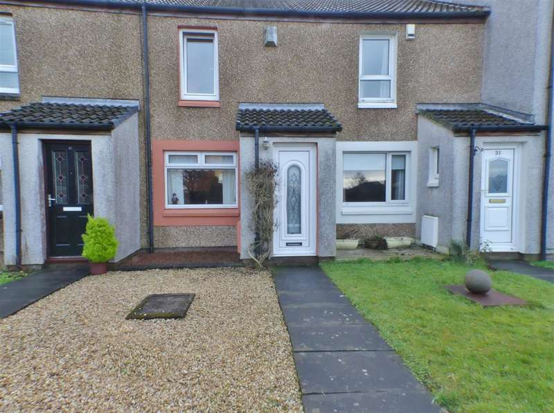 2 Bedrooms Terraced House for sale in Medwin Gardens, Gardenhall, EAST KILBRIDE