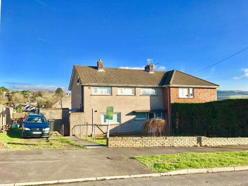 3 Bedrooms Semi Detached House for sale in Heol Illtyd, Cairwern, Neath