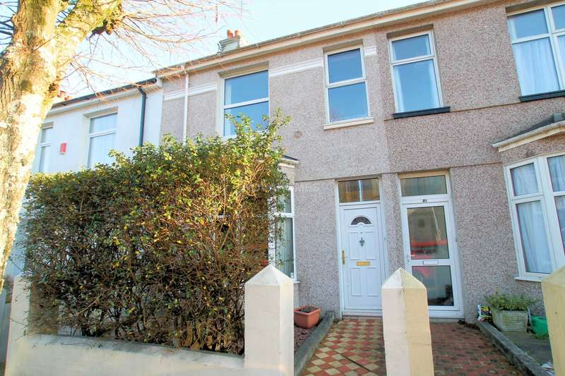 3 Bedrooms Terraced House for sale in Forest Avenue, Peverell, PL2 3QD