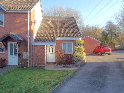 1 Bedroom End Of Terrace House for sale in Chandler's Ford, Eastleigh, Hampshire