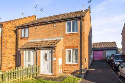 2 Bedrooms Semi Detached House for sale in Meadow Lane, Chaddesden, Derby, Derbyshire