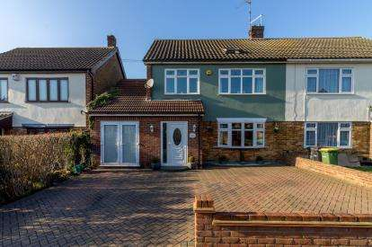 5 Bedrooms Semi Detached House for sale in Rayleigh, Essex, United Kingdom