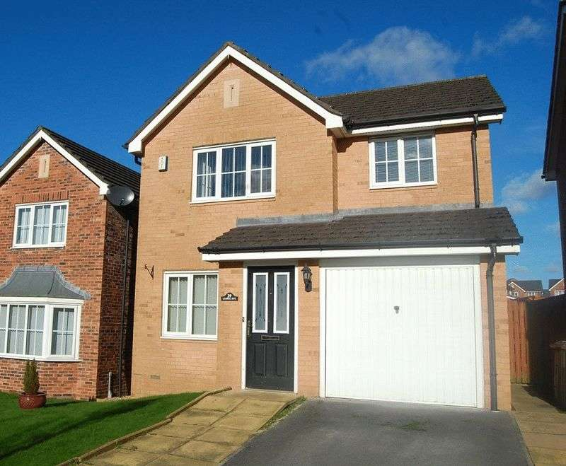 3 Bedrooms Detached House for sale in Laurel Avenue, Bolton
