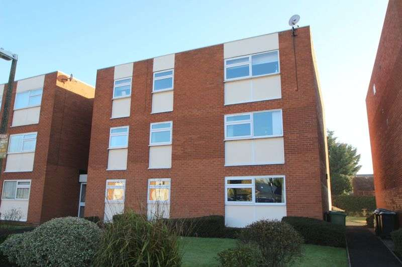 2 Bedrooms Flat for sale in Clopton Court, Stratford-Upon-Avon