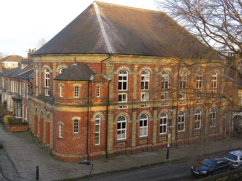 2 Bedrooms Flat for sale in Victoria Bar Apartments, Victor Street, York YO1 6HQ