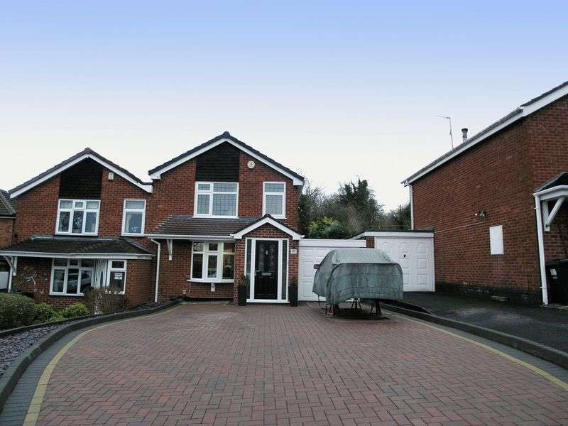 3 Bedrooms Semi Detached House for sale in BRIERLEY HILL, Withymoor Village, Southcott Avenue