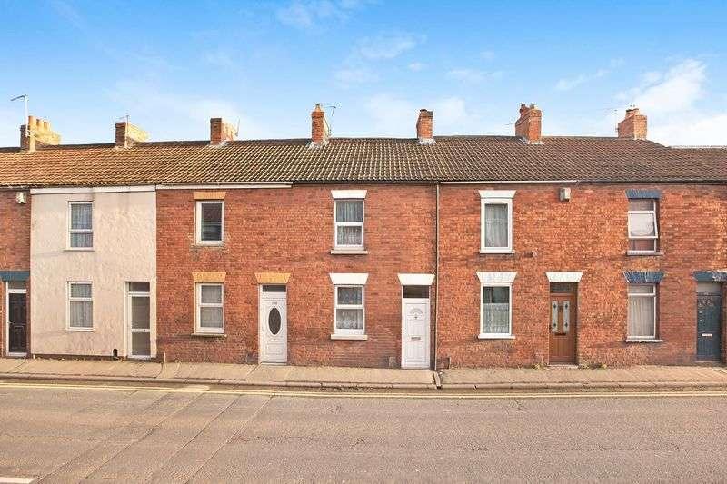 2 Bedrooms Terraced House for sale in Bath Road, Bridgwater
