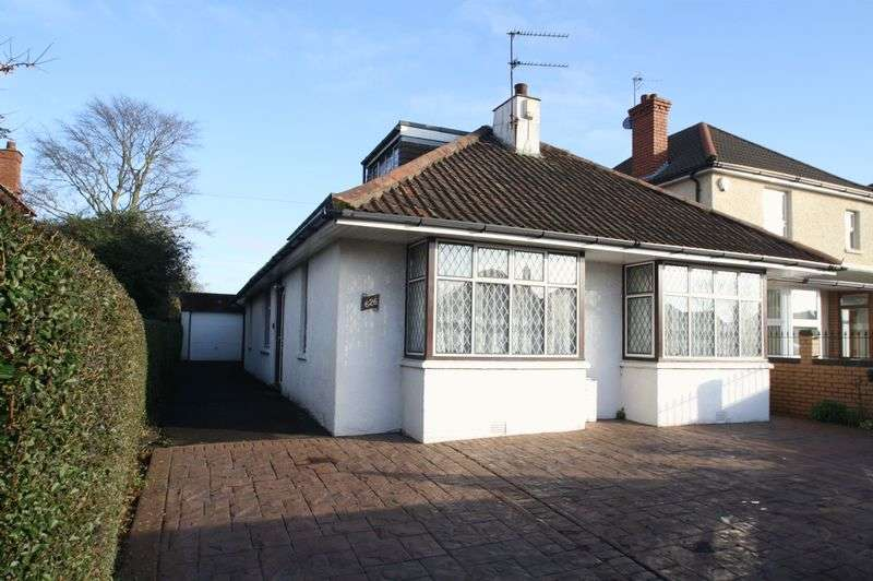 5 Bedrooms Detached Bungalow for sale in Wells Road, Whitchurch, Bristol, BS14