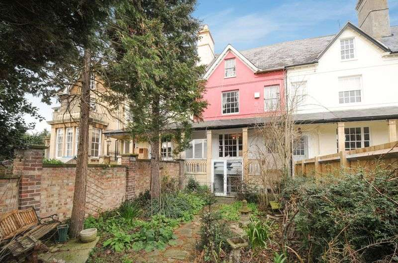 4 Bedrooms Terraced House for sale in Spring Terrace, Abingdon
