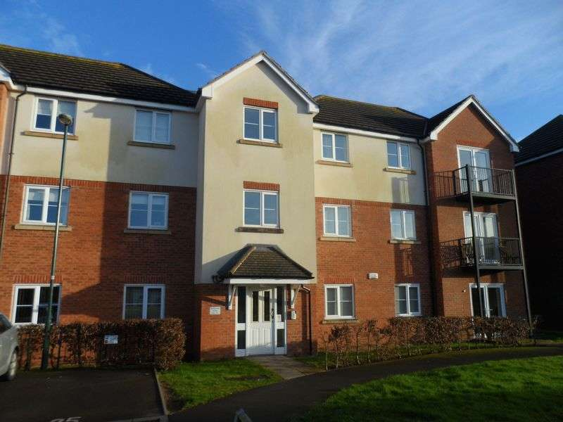 2 Bedrooms Flat for sale in Burlywood Close, Allesley Village, Coventry, CV5 9PJ