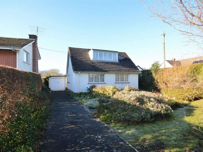 2 Bedrooms Detached Bungalow for sale in Belgrave Road, Abergavenny