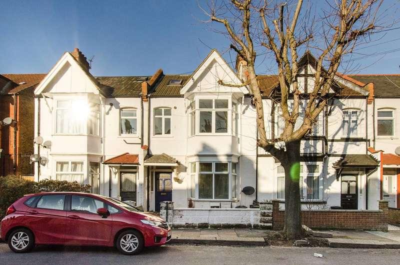2 Bedrooms Flat for sale in Ribblesdale Road, Furzedown, SW16