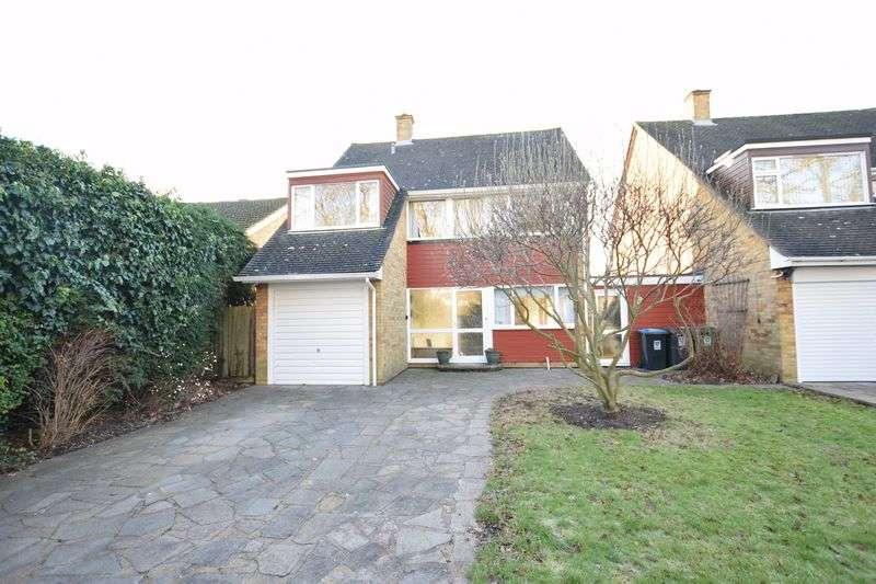 4 Bedrooms Detached House for sale in Lockers Park Lane, BOXMOOR, Hemel Hempstead
