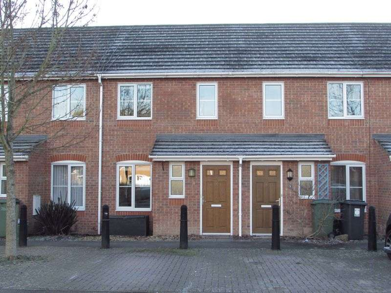 2 Bedrooms Terraced House for sale in Dickson Glade, Thatcham