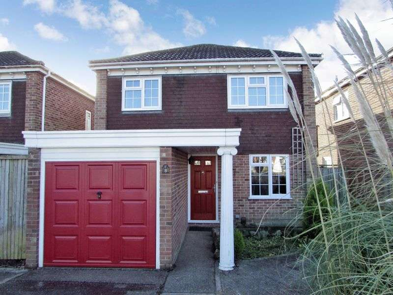 4 Bedrooms Detached House for sale in Foxhunter Way, Thatcham