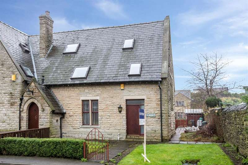 5 Bedrooms House for sale in The Old School House, Shore, Littleborough, OL15 8EZ