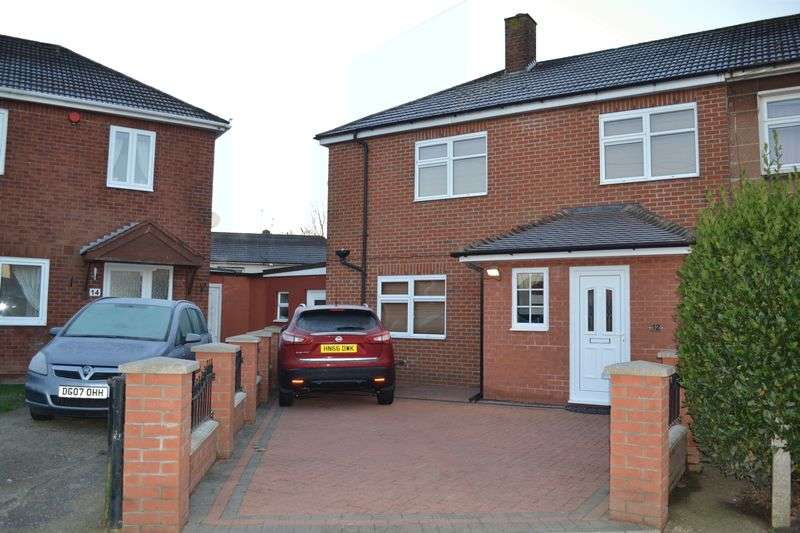 3 Bedrooms Semi Detached House for sale in Millbrook
