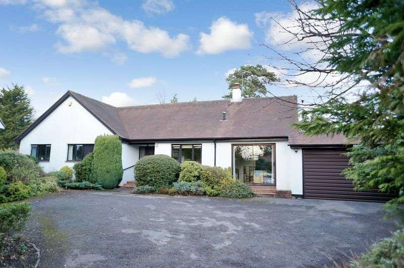 3 Bedrooms Detached Bungalow for sale in East Horsley