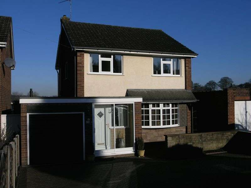 3 Bedrooms Detached House for sale in Gospel End Road, Dudley