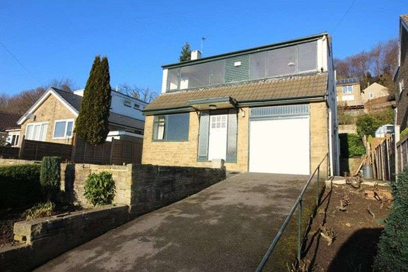 3 Bedrooms Detached House for sale in Springwood Drive, Halifax
