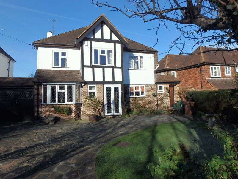4 Bedrooms Detached House for sale in Downs Wood, Epsom