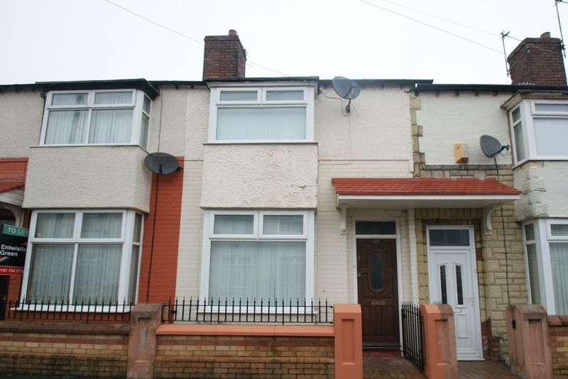 3 Bedrooms Terraced House for sale in Middleton Road, Liverpool