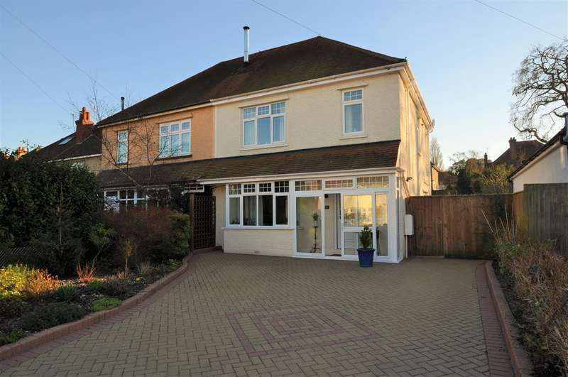 3 Bedrooms Semi Detached House for sale in Lower Parkstone