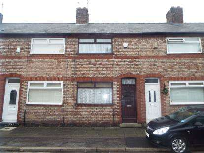 2 Bedrooms Terraced House for sale in Armour Grove, Liverpool, Merseyside, England, L13