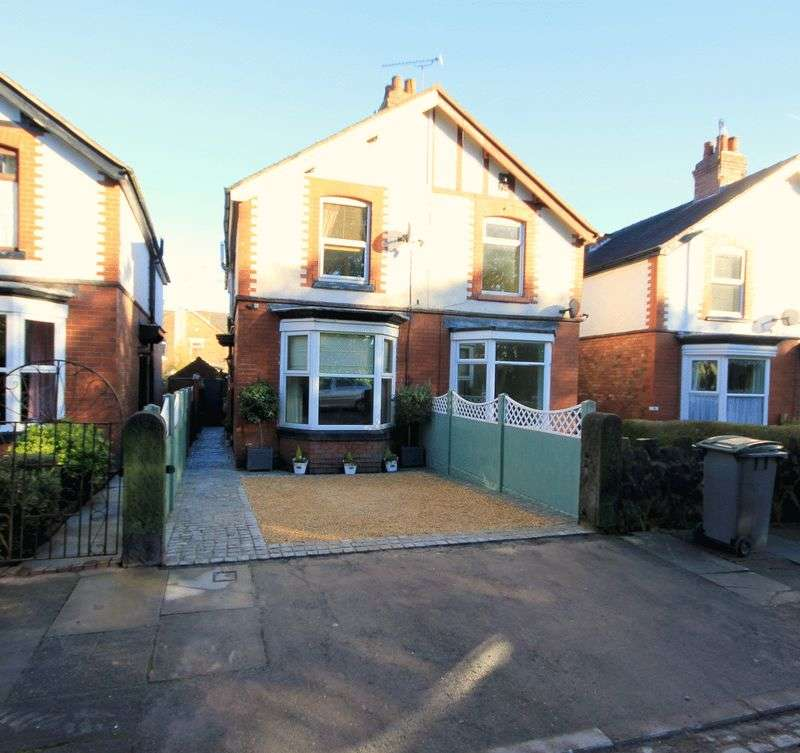 3 Bedrooms Semi Detached House for sale in Greatbatch Avenue, Penkhull Village