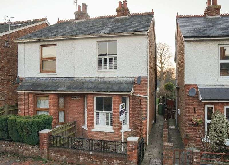 3 Bedrooms Semi Detached House for sale in Southwood Road, Tunbridge Wells