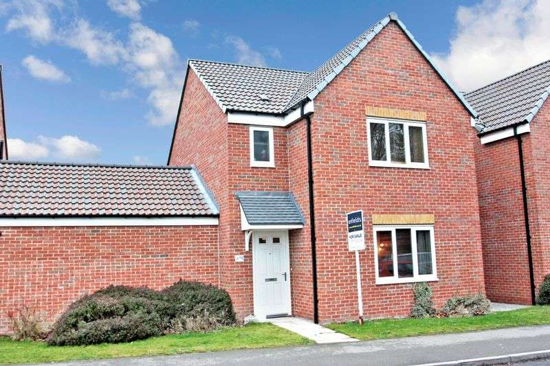 3 Bedrooms Detached House for sale in Northfield Lane, South Kirkby