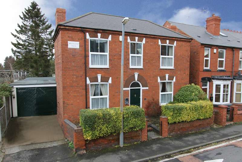 2 Bedrooms Detached House for sale in Belmont Road, Stourbridge, DY9