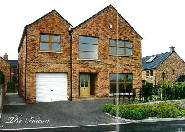 4 Bedrooms Detached House for sale in Sandy Lane