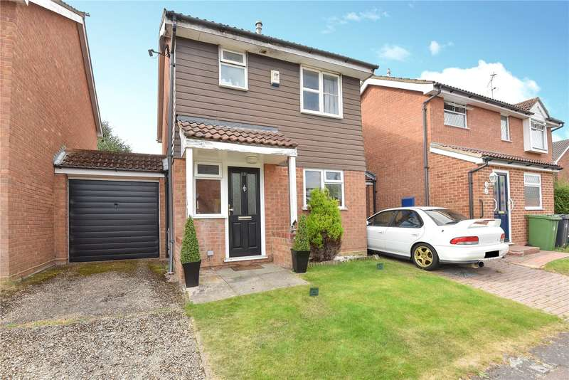 2 Bedrooms Link Detached House for sale in Caernarvon, Frimley, Camberley, Surrey, GU16