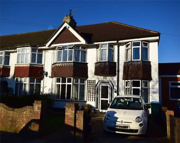 4 Bedrooms End Of Terrace House for sale in Court Way, Twickenham