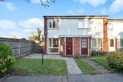 2 Bedrooms End Of Terrace House for sale in Boswell Close, Orpington, Kent