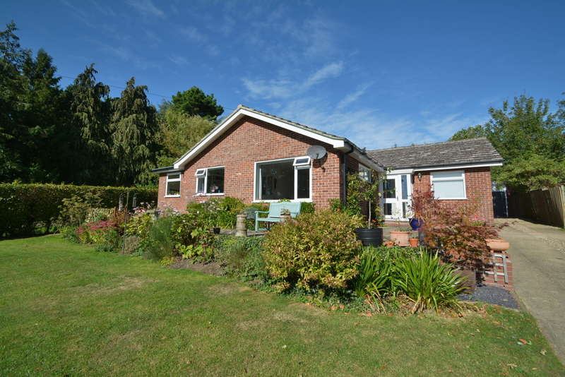4 Bedrooms Detached Bungalow for sale in Halesworth Road, Chediston, Halesworth