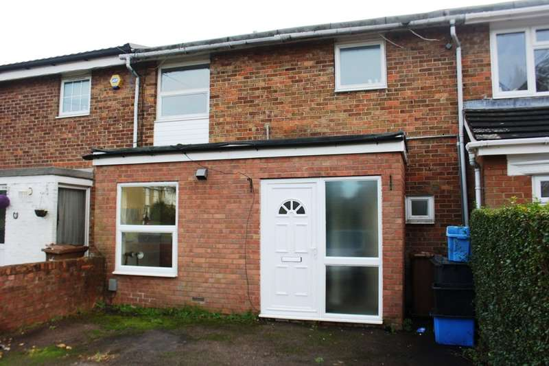 3 Bedrooms Terraced House for sale in Bedwell Rise, Stevenage