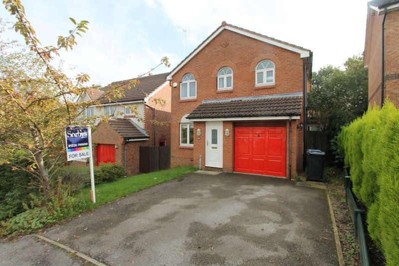 3 Bedrooms Detached House for rent in The Rookery, Deepcar, Sheffield, S36 2NE