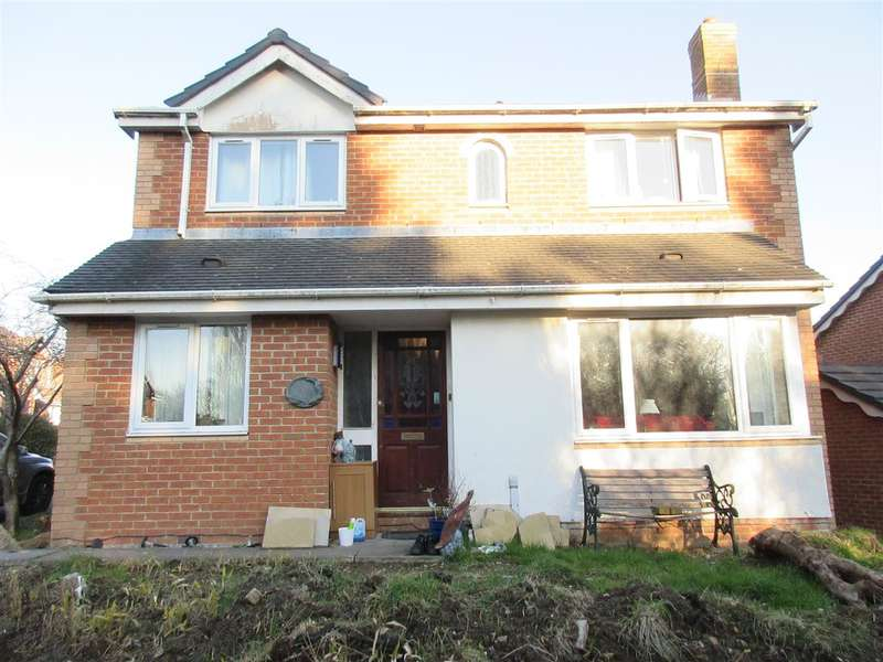 4 Bedrooms Detached House for sale in Kingfisher Close, Bradley Stoke, Bristol