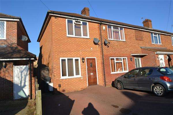 1 Bedroom End Of Terrace House for sale in Northumberland Crescent, Bedfont