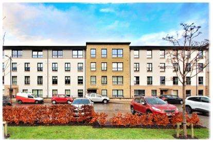 2 Bedrooms Flat for sale in Oatlands Square, Glasgow