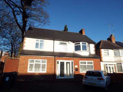 5 Bedrooms Detached House for sale in Warwick Road, Acocks Green, Birmingham, West Midlands
