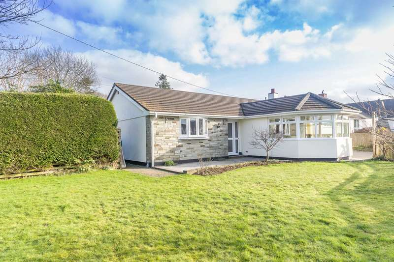 4 Bedrooms Detached Bungalow for sale in Golberdon, PL17 7NG