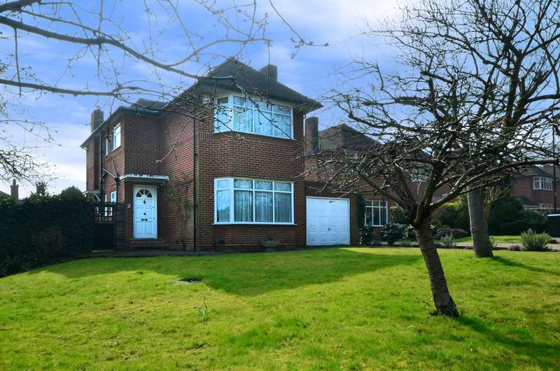 3 Bedrooms House for sale in South Lodge Crescent, Oakwood, EN2