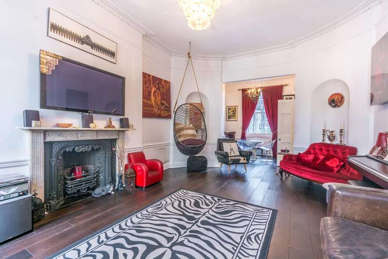 3 Bedrooms Maisonette Flat for sale in Hunter Street, Bloomsbury, WC1N